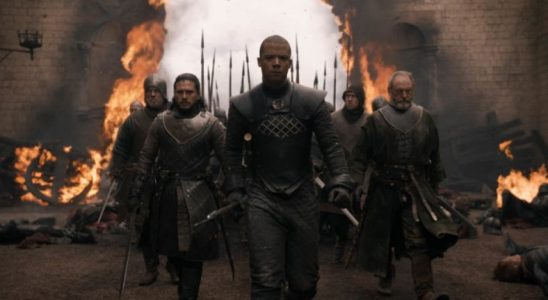 Gri Solucan'ı Canlandıran Jacop Anderson, Jon Snow'u Neden Öldürmediğine Söyledi