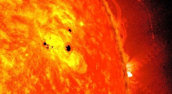 Güneş Kirlerinin Birbirlerini Tetikleyen Döngüsü Keşfedildi