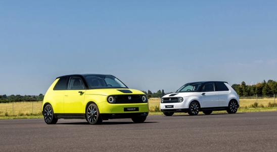 Honda'nın Elektrikli Taşıtı Honda E'nin Teknik Ayrıntıları ve Yeni Resimleri Yayınlandı