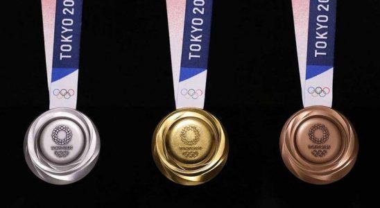Karşınızda Tokyo Olimpiyatlarının Elektronik Atıklardan Dönüştürülen Madalyaları