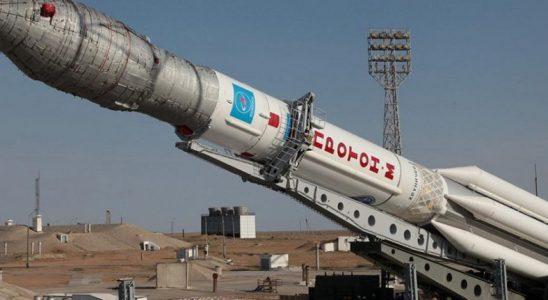 Rusya'nın Proton-M Taşıyıcı Roketi, Kalkışını Asıllaştırdı Video