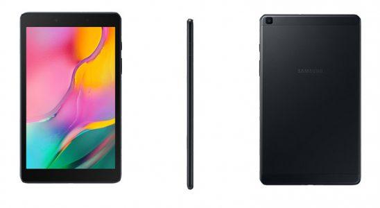 Samsung, Yeni Tableti Galaxy Tab A 8 inç 2019'u Duyurdu: İşte Özellikleri