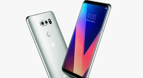 Uzun Bir Bekleyişin Ardından LG V30'a Android Pie Aktüellemesi Geldi