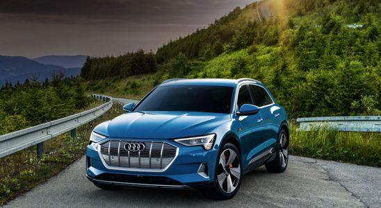 Audi, 2025'e Kadar 20 Adet Yeni Elektrikli Vasıta Piyasaya Sürecek