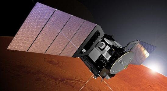 Avrupa Uzay Ajansı, Mars Yüzeyini Gösteren 2 Yeni Resim Yayınladı