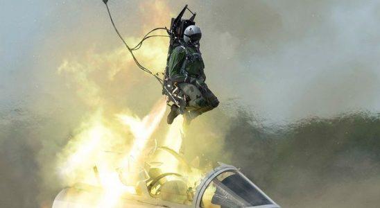Jet Uçakların Fırlatma Koltuğunu Kullanmak Neye Benziyor?