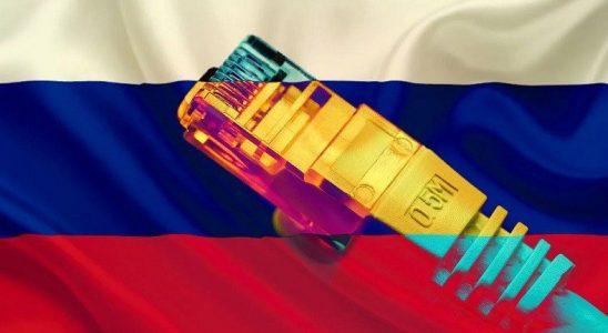 Rusya, Küresel İnternet Ağıyla İletişimini Zaferle Kesti
