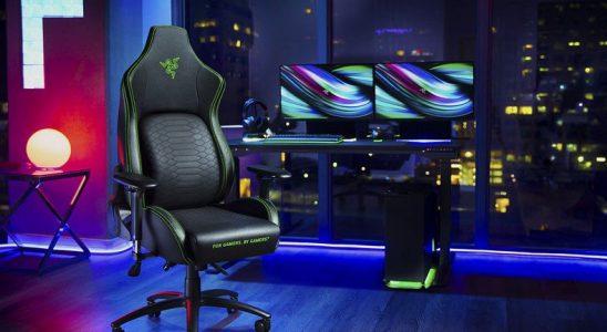 Razer, Oyuncuların Duruşunu Düzelttiğini İddia Eden İlk Oyuncu Koltuğunu Tanıttı