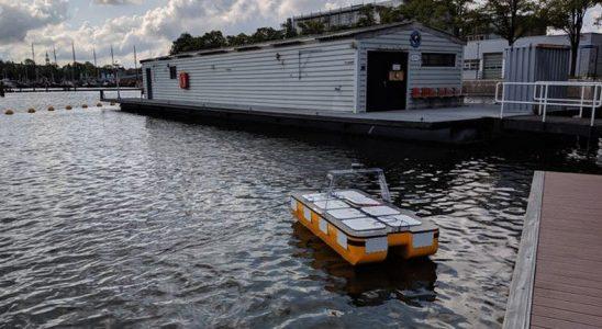 MIT, Amsterdam Kanallarında Yolcu Taşıyabilecek Otonom Robot Geliştirdi