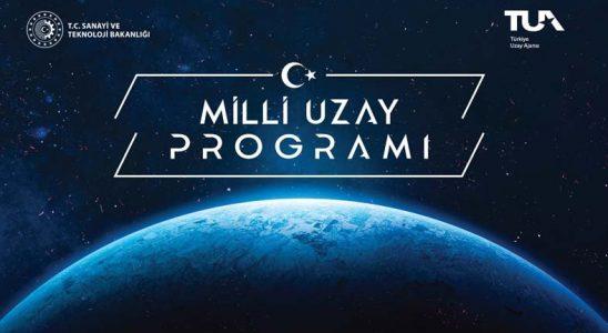 Türkiye'nin 2028 Yılı Uzay Hedefi Açıklandı: Ay'a Yumuşak Bir İniş Yapmak İstiyoruz