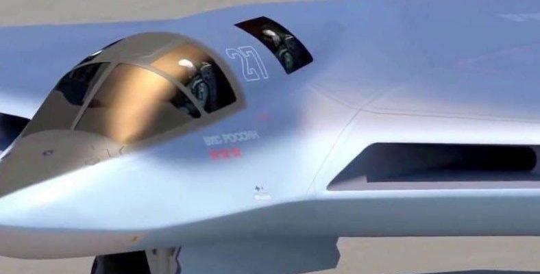 Rusya, Hayalet Bombardıman Uçağı PAK DA'nın Son Görünümünü Onayladı