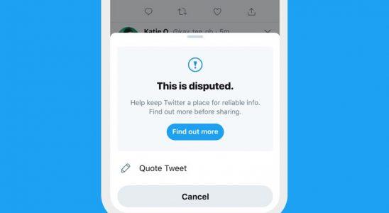 Twitter'ın Bilgi Teyit Sistemine Yeni Özellikler Getirileceği Ortaya Çıktı