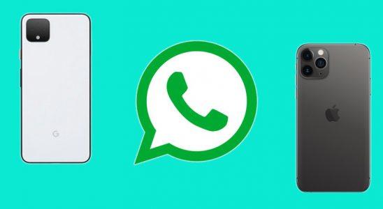 WhatsApp Mesajlarının iOS ile Android Arasında Aktarılacağı Bir Özellik Geliyor