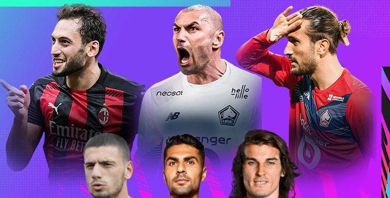 Euro 2020 Başlıyor: İşte 'Bizim Çocuklar'ın FIFA 21'deki Güçleri