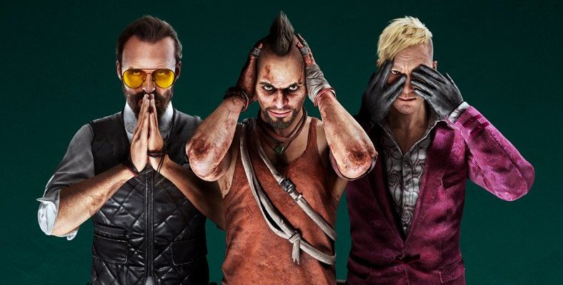 Far Cry Serisindeki Kötü Karakterleri Oynayabileceğimiz Far Cry 6: Season Pass Duyuruldu