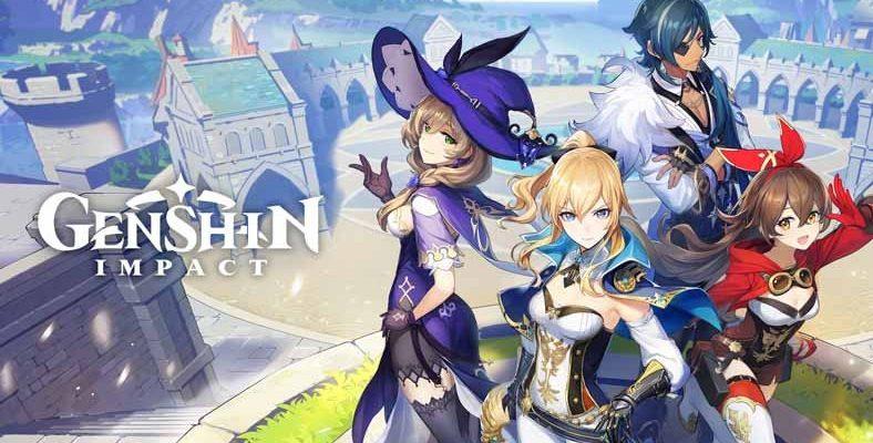 Genshin Impact, Epic Store'da Ücretsiz İndirilebilir Oldu