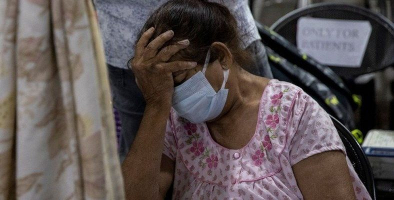 Hindistan, Günlük Koronavirüs Kaynaklı Ölüm Sayısında Dünya Rekoru Kırdı