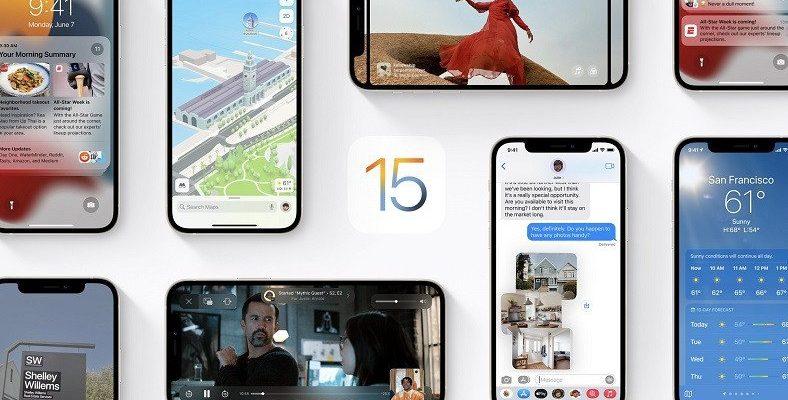 iOS 15 Güncellemesini Alacak iPhone Modelleri Belli Oldu