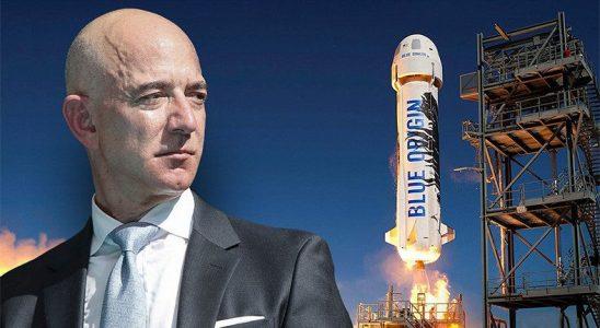 Jeff Bezos ile Uzaya Çıkacak Kişinin 28 Milyon Dolar Ödediği Açıklandı