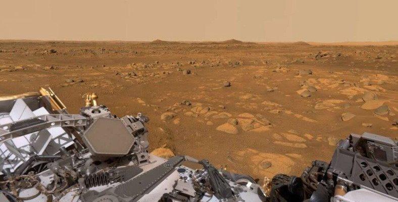Kendinizi Kızıl Gezegendeymiş Gibi Hissedeceğiniz 360 Derecelik Mars Panoraması [Video]