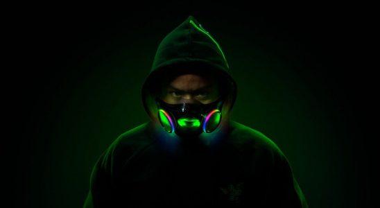 Razer, Oyunculara Özel Işıklı Mışıklı Koronavirüs Maskesi Project Hazel'ı Duyurdu