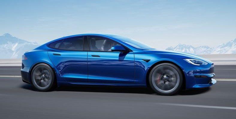 Tesla, 'Dünyanın En İyisi' Dediği Yeni Otomobili Model S Plaid'i Duyurdu