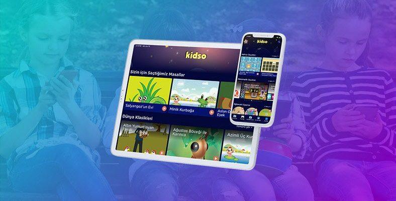 Çocuğunuzu İnternetteki Tüm Tehlikelerden Korurken Eğlenip Öğrenmesini Sağlayan Uygulama: Kidso