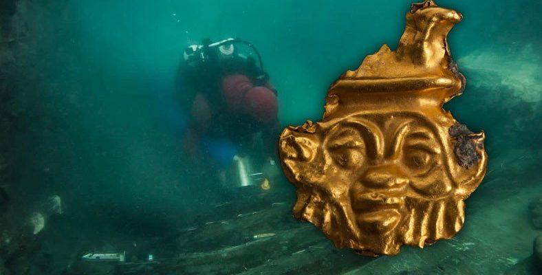Mısır'da Antik Dönemden Kalma Gemi Kalıntısı ve Mezar Alanı Keşfedildi