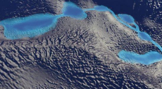 NASA, Antarktika Buzullarının Altında Yer Alan Göllerin Haritasını Çıkardı [Video]
