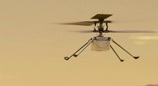 NASA, Ingenuity'den Daha Büyük ve Daha İyi Bir Mars Helikopteri Geliştirdiklerini Açıkladı