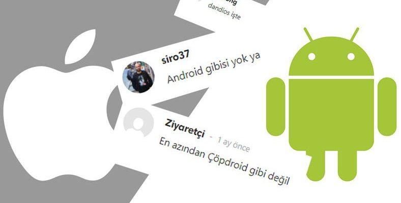 Tüm Dünyada iOS'un mu Yoksa Android'in mi Daha Çok 'Sevildiği' Açıklandı: Türkiye'deki Sonuç Kavga Çıkartır