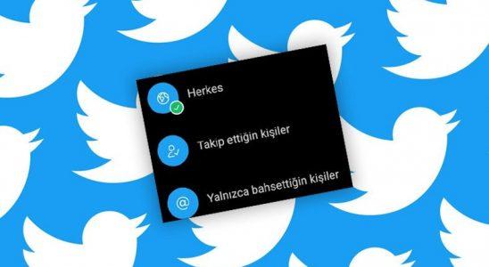 Twitter, Artık Paylaşımdan Sonra da Kimlerin Tweet'e Yanıt Verebileceğini Değiştirmenizi Sağlayacak