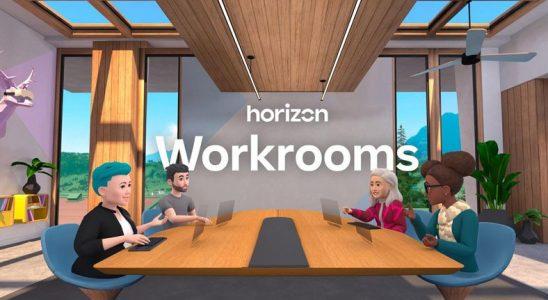 Facebook, Herkesin Animasyon Karaktere Dönüştüğü Sanal Ofis Horizon Workrooms'u Duyurdu