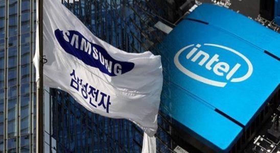 Intel'in Gözü Yaşlı: Samsung, Dünyanın En Büyük Yarı İletken Tedarikçisi Oldu