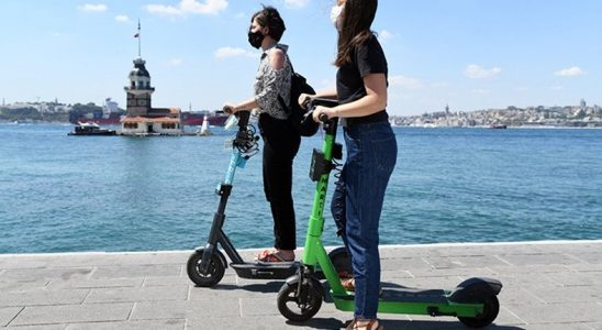 İstanbul Büyükşehir Belediyesi, Kiralık Elektrikli Scooter'lara Düzenlemeler Getirdi: İşte Yeni Kurallar