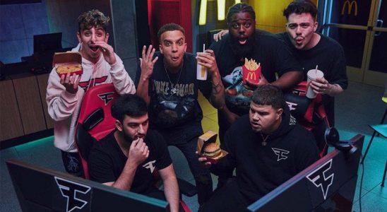McDonalds, Dünyanın En Büyük E-spor Takımlarından Birine Sponsor Oldu