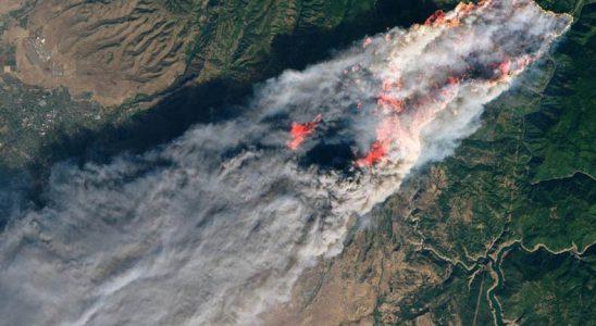 NASA, Orman Yangınlarıyla Mücadeleye Yardım Edeceğini Açıkladı