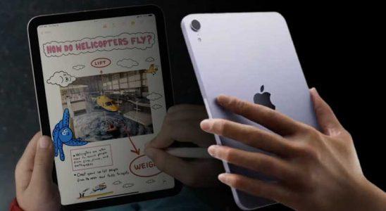 Apple iPhone'dan Biraz Büyük Olan Yeni iPad Mini'yi Tanıttı: 5G'si de Var, Fiyatı da Uygun