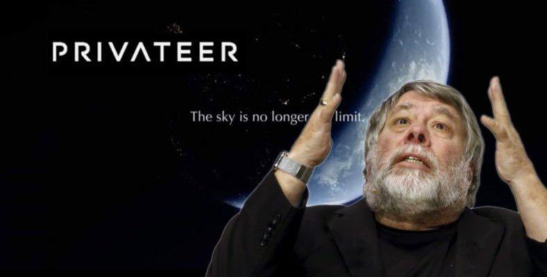 Apple Kurucularından Steve Wozniak, Kendi Uzay Şirketini Kuracağını Açıkladı