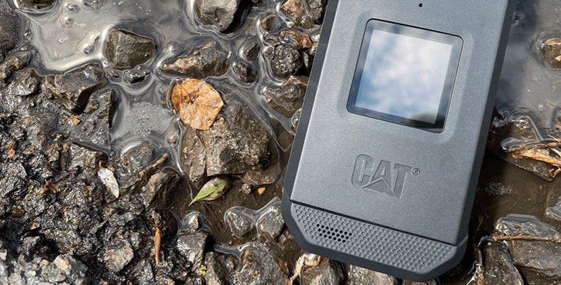 Bize Dayanır mı Bilinmez: Tank Gibi Yapıya Sahip Dokunmatik Ekranlı Cat S22 Tanıtıldı
