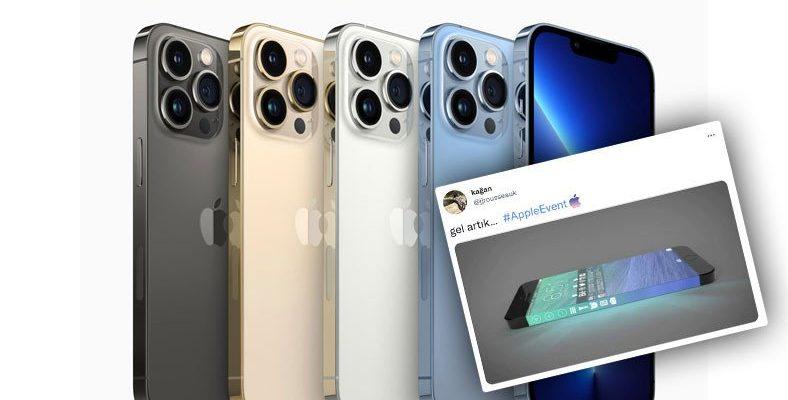Fiyatı mı Dersin, iPhone 12 Çakması Olması mı: Apple'ın Yeni Telefon Serisi iPhone 13'e Sosyal Medyadan Gelen Tepkiler