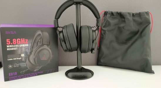 Hem Kulak Üstü Hem Rahat Bir Kulaklık İsteyenler İçin: EKSA E910