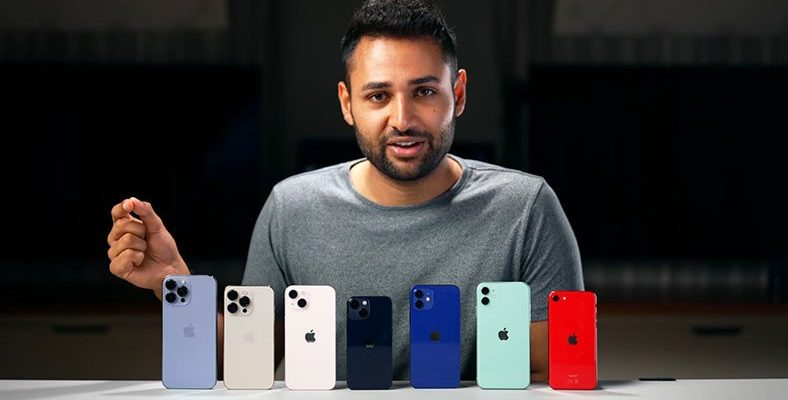 iPhone 13 Serisi, iPhone 12 ve 11'e Karşı Batarya Testine Girdi: İşte Sonuçlar