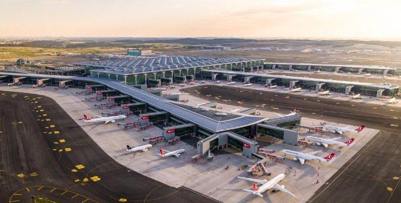 İstanbul Havalimanı, Avrupa'nın En 'Yoğun' Havalimanı Oldu