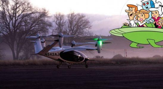 Jetgillere Yetişiyoruz: NASA, Tamamen Elektrikli Uçan Taksi Testlerine Başladı
