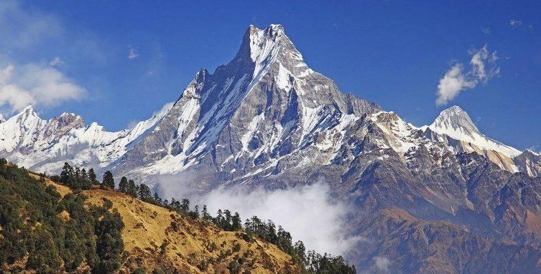 Milyarlarca İnsana Su Sağlayan, İçinde Dünyanın En Yüksek Dağı Everest'in de Yer Aldığı Himalayalar Nasıl Oluştu?