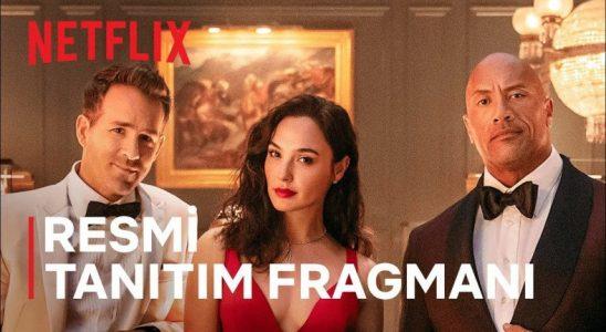 Netflix, Şampiyonlar Ligi Gibi Oyuncu Kadrosu Bulunan Red Notice Filminin Fragmanını Yayınladı [Video]