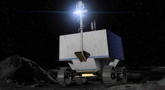 Önce Su Bulsaydık: NASA, Buz Aramak İçin Ay'a Bir Gezgin Gönderecek