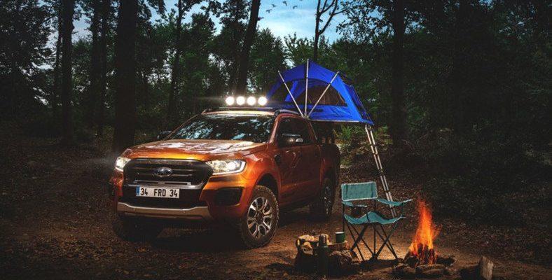 Üstünde Çadır Bile Kurabileceğiniz Ford Ranger 2021 Dikkat Çeken Özellikleri ve Fiyat Listesi