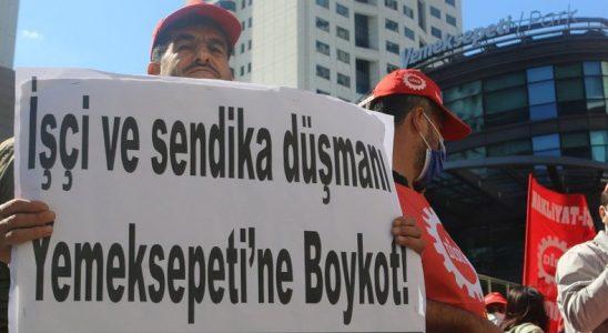 Yemeksepeti İçin 'Boykot' Başlatıldı: İşte Detaylar